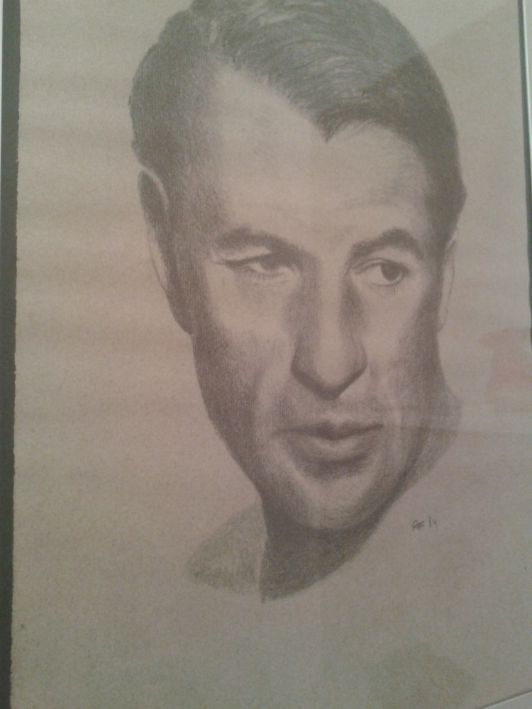 Gary Cooper by Nirefor